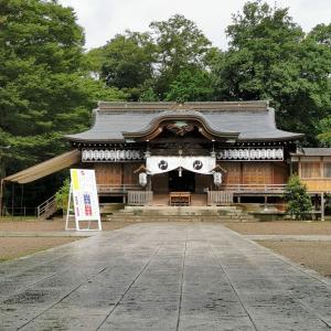 須賀神社(栃木県小山市)