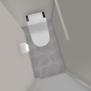 1階トイレの仕上がり状況!と《今後のお知らせ》