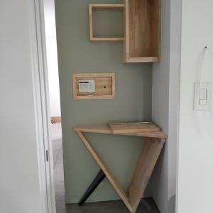 階段裏のデットスペース