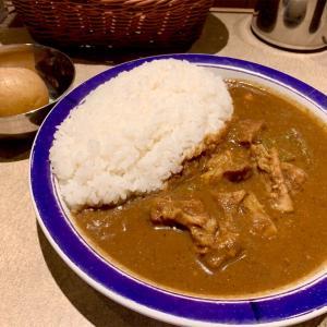 神保町で人気のカレー店〜エチオピア本店〜