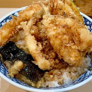 神田天丼家!神保町駅で大人気〜揚げたてサクサクの天丼を喰らう〜