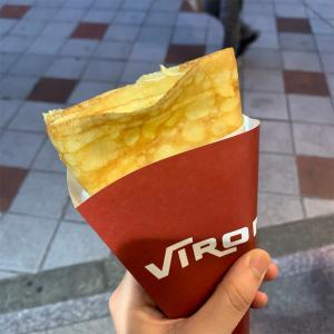 VIRON!渋谷で食べる絶品クレープ〜美味しさの秘密はエシレバター〜