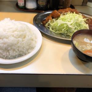 【大井町】ブルドック 日替わりランチ