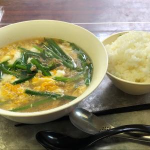 【中野島】星川製麺所 彩 超スタミナ麺&ライス