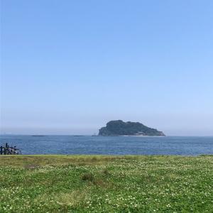 横須賀うみかぜ公園でデイキャンプ
