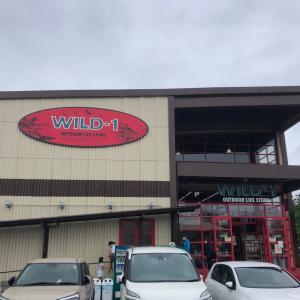 南大沢のWILD-1多摩センター店に行ってきましたよ
