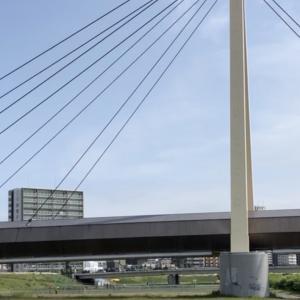 自転車で豊平川河川敷を走って来ました。自転車はいいなぁ