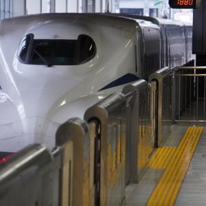 南新宿駅1番線<下り>&新宿駅9番線を発車する各駅停車・箱根の広告