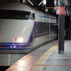新小岩18.新小岩駅緩行線ホームから見た快速線/モンチッチバス