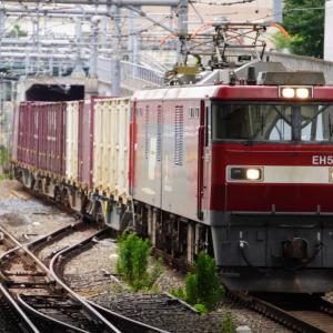 ショートブログ/JR山手線 新大久保駅1番線と駅前の風景
