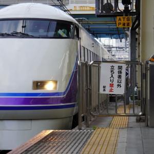 JR新大久保駅と街の風景
