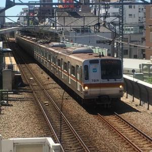 【東京メトロ】副都心線7000系 マイクロエース