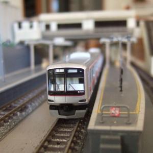 【東京急行】5050系4000番台 グリーンマックスとKATO
