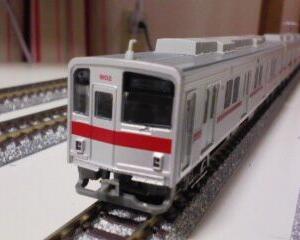 【東武鉄道】9000系 マイクロエース