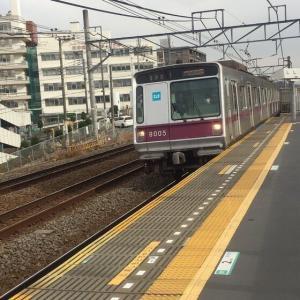 【東京メトロ】半蔵門線8000系 車内