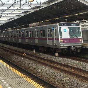 【東京メトロ】半蔵門線8000系 マイクロエース