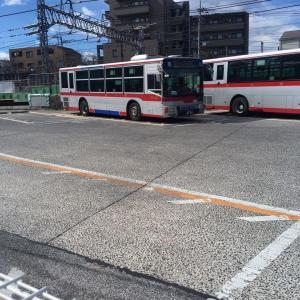 【東急バス】日吉営業所跡地