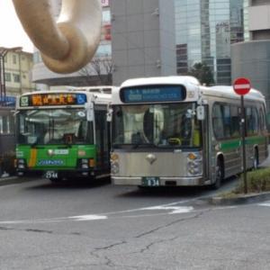 【都営バス】 錦糸町駅