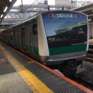 【JR東日本】埼京線大崎駅