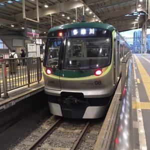 【東急電鉄】多摩川線