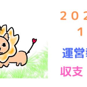 ブログ運営報告(記事数・PV・収支) 2020年1月