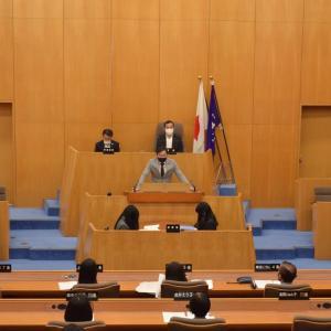 2020年第3回定例会、令和元年度決算認定賛成の意見開陳