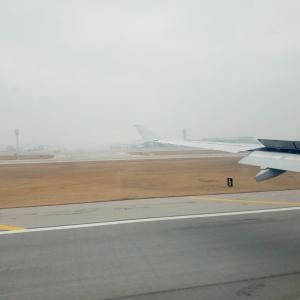 激混みの仁川空港です(なう)