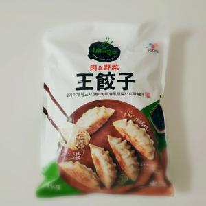 韓国グルメ☆美味しかった王餃子(^^)