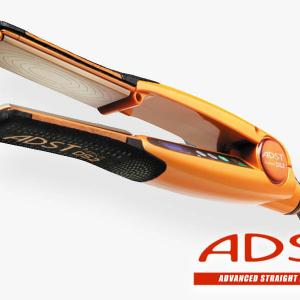 【アドスト DS2 アイロン レビュー】熱ダメージを軽減しながらくせ毛に戻るストレスを軽減してくれるストレートアイロン