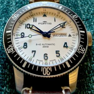 Fortis B-42 Diver Automatic