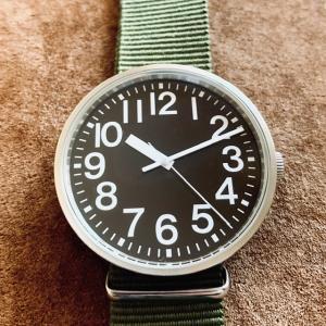 無印良品 公園の時計 自動巻