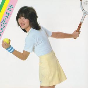 テニスウェアが似合うのりたま♡♪(´ε` )チェリーブラッサム