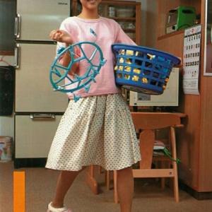 洗濯するわよ♡松田聖子 志村けん 父娘コント聖子ちゃんのしっぺ 8時だョ!全員集合より