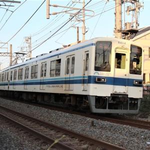 東武野田線を撮る