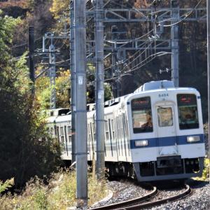東武東上線と秩父鉄道