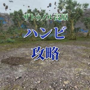 ザトゥノル高原「ハンビ」攻略
