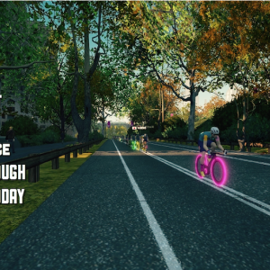 Tour de Zwift: Stage 5 Short Distance