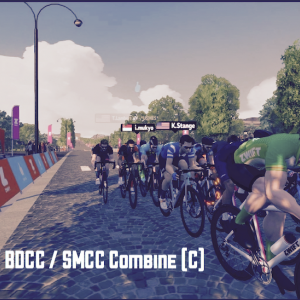 The - GO  TBR / BDCC / SMCC Combine (C)