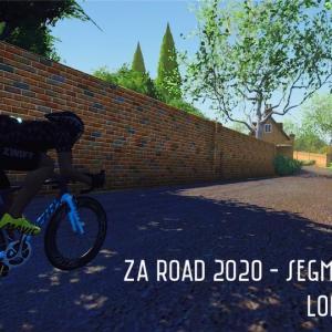 ZA Road 2020 - Segment Ride #1: London Course