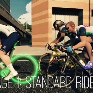 TDZ Stage 1: Standard Ride