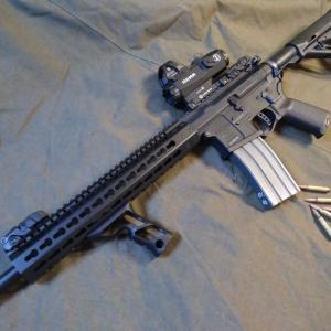 【レビュー】KSC MEGA ARMS MKM AR-15