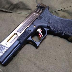 【レビュー】WE-Tech G18C G-Force Custom