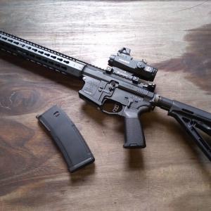 【たぬラボ】KSC MEGA ARMS MKM AR-15 整備編