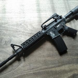 【レビュー】WE-Tech M4A1 GBB