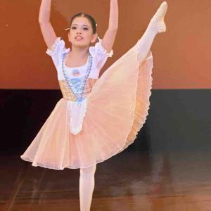 バレエもねえさん自身も確実に成長しています