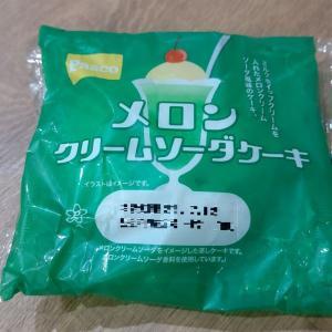 【パスコ】メロンクリームソーダケーキ