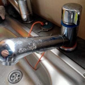 ジルっち 水道の水が出ない(壊れた)