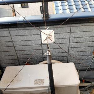 V-Uアンテナ 144,430Mhz共用 AWXアンテナ
