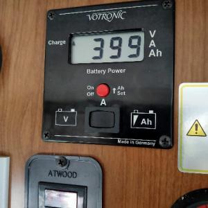 リチウム電池の使用実験1