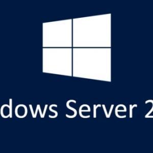 Windows Server 2016のインストール方法【VMware Player】